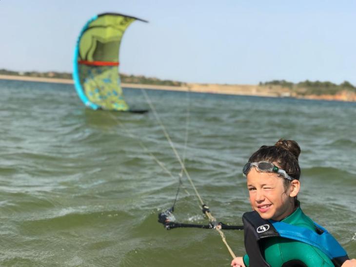 kitesurf alvor