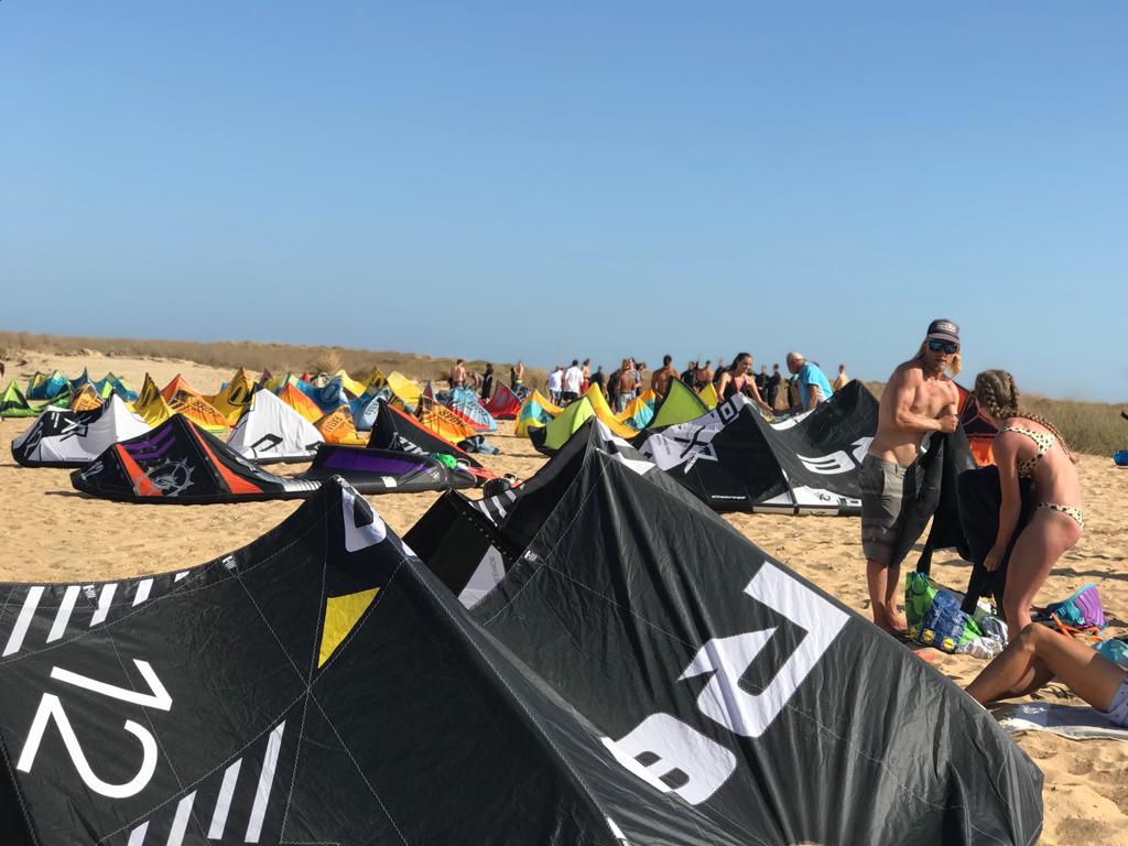 kitesurfing alvor algarve
