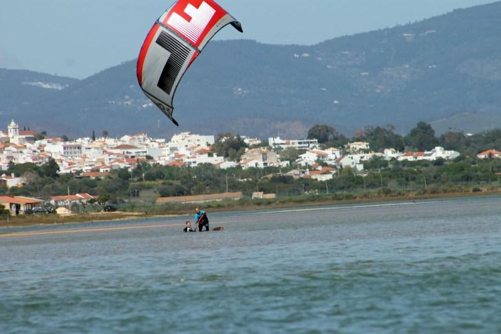 kitesurfing lagoon Lagos