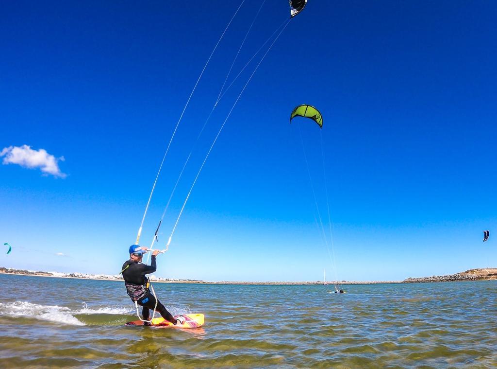 kitesurfing center Alvor