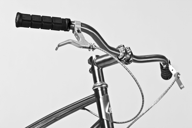 Dream Bike Budnitz Bicycles No 2 Ti Belt Drive 96er Kite Surf Bike Rambling