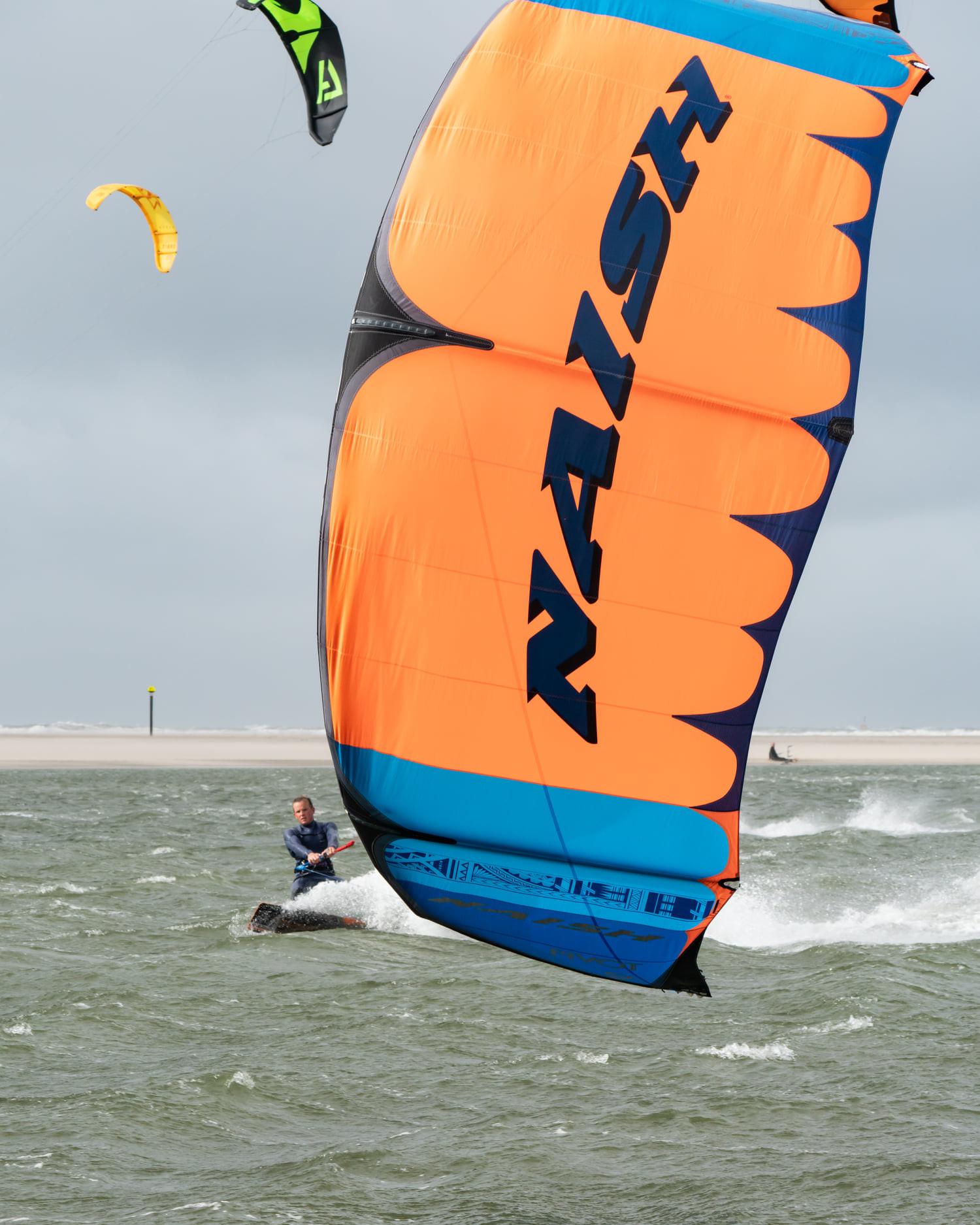 Tweedehands kitesurf-set kopen