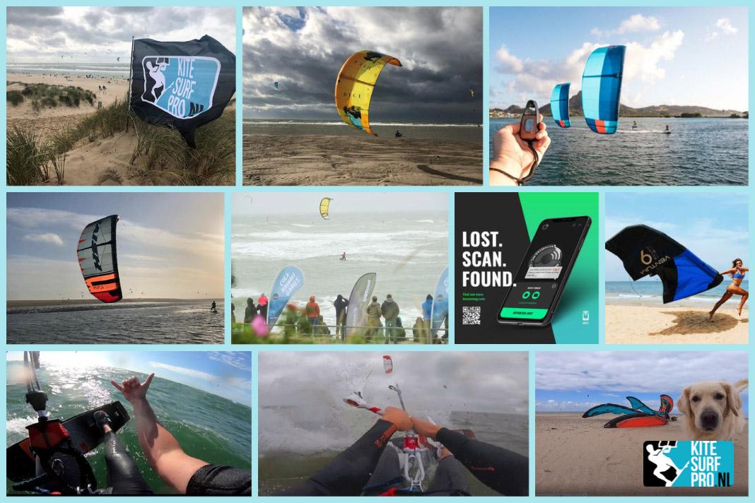 Alles over kitesurf, kitefoilen en wingfoilen in Nederland