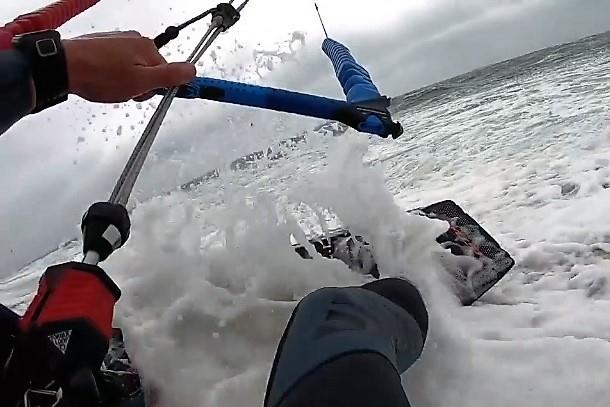 Omgaan met stroming Noordzee