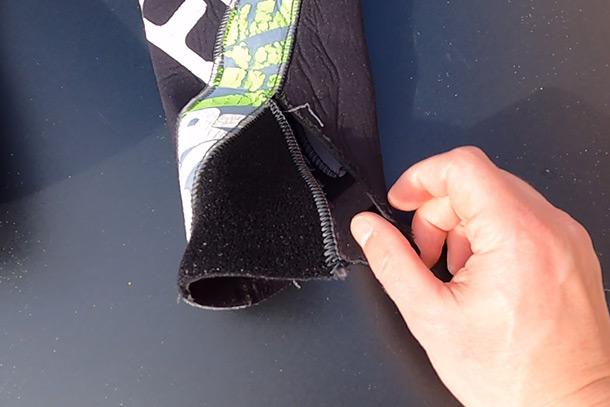 Wetsuit repareren - Zo repareer je een scheur op de naad van je surfpak