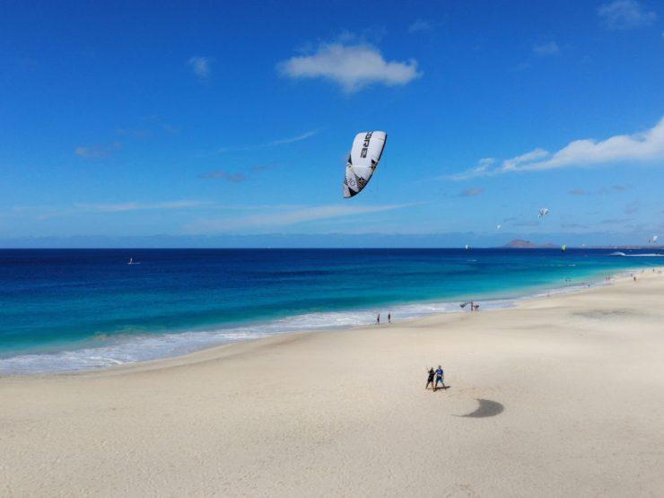 Leçon 1 kitesurf: introduction