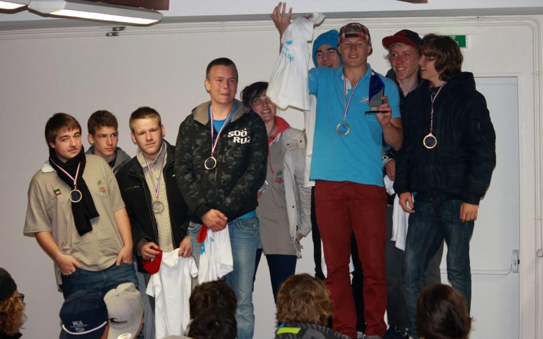 Championnat de France UNSS Kitesurf : résultats et photos