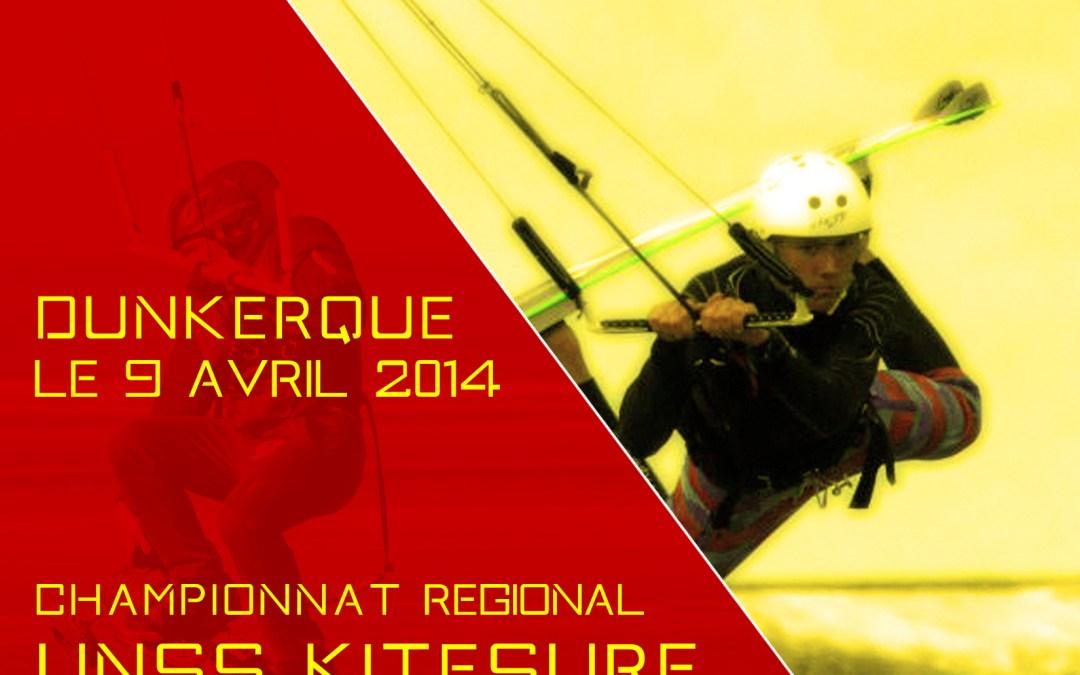 Championnat régional de Kitesurf