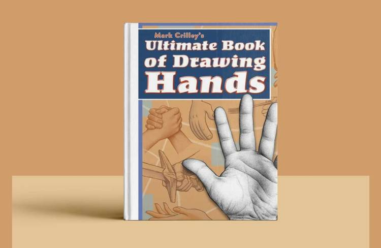 Mark Crilley's Ultimate Book of Drawing Hands Free Download