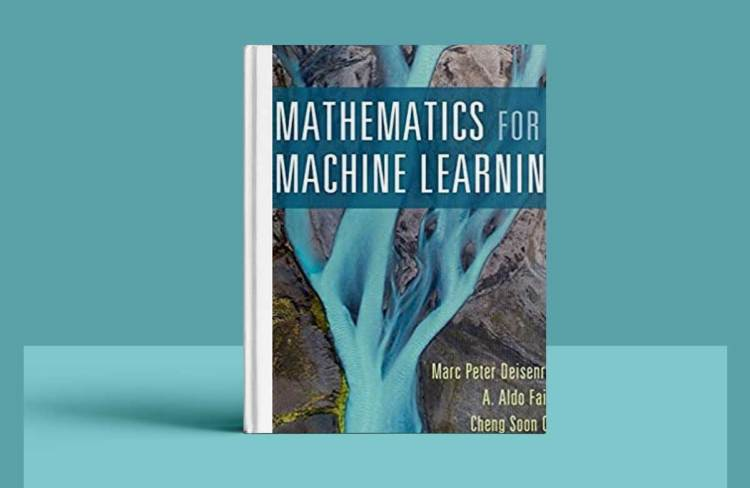 Mathematics for Machine Learning 1st Edición