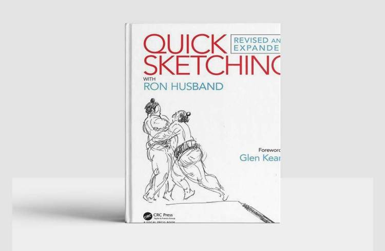 Quick Sketching with Ron Husband : Revised and Expanded