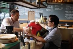 Feedback, tweaks, feedback, tweaks. A crucial step in making our drinks super awesome.