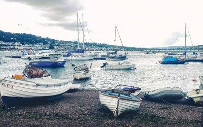 A Sojourn in Teignmouth – a seafront town defined by its solitude
