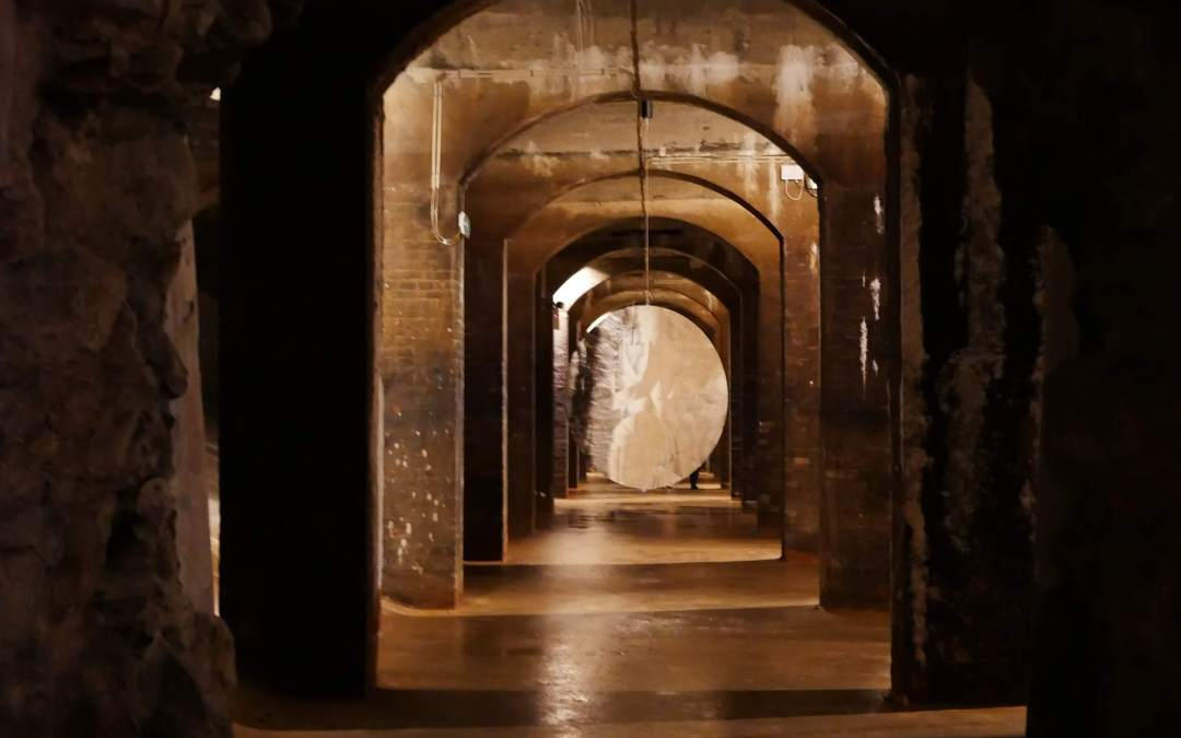 The Sound Between the Darkness and the Light: Copenhagen's Cisterns