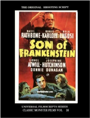Universal Filmscripts Series - Son of Frankenstein