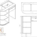 Flat Pack Campervan Furniture Design Yours Online Now