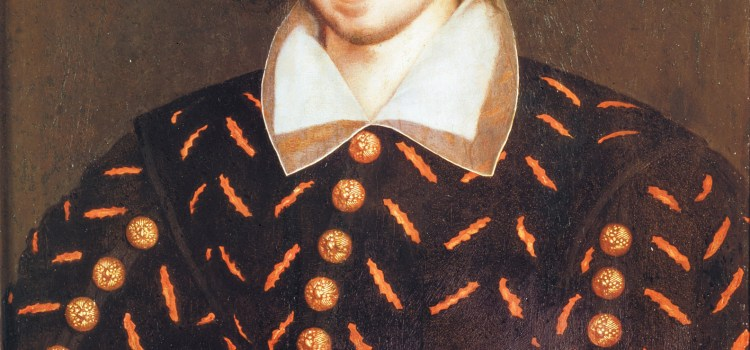 Marlowe portrait
