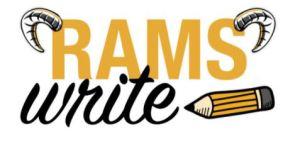 The Rams Write logo