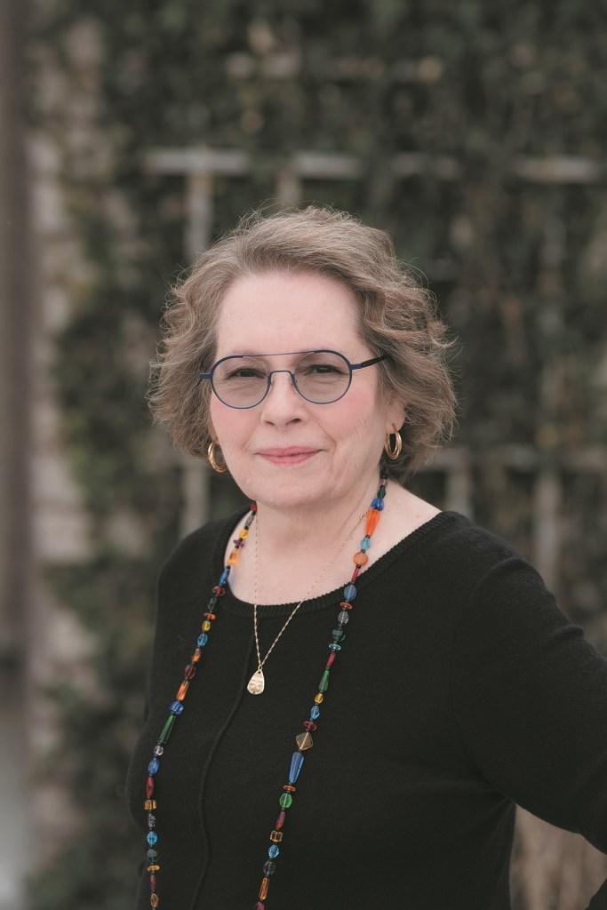 Gloria Pearson-Vasey, author