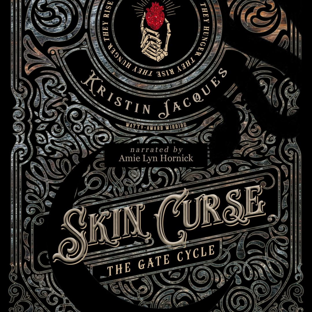 cover of Skin Curse by Kristin Jacques