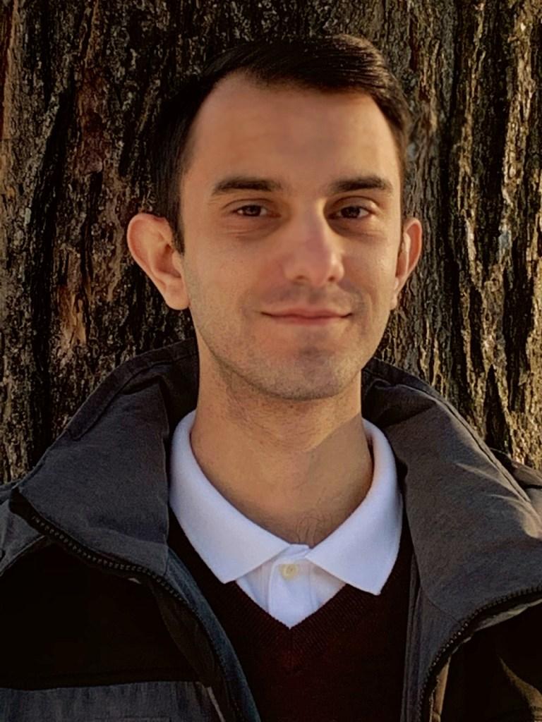 Michael Haddad, author