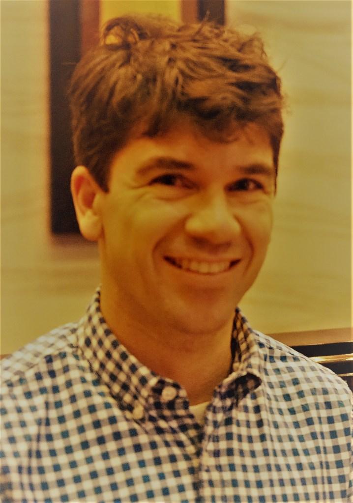Brian Baleno, author