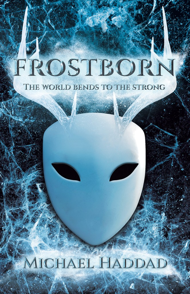 cover of Frostborn by Michael Haddad