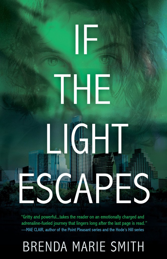 =cover of If the Light Escapes by Brenda Marie Smith