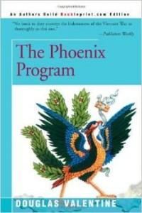 Cover: The Phoenix Program by Douglas Valentine. (Forbidden Bookshelf)