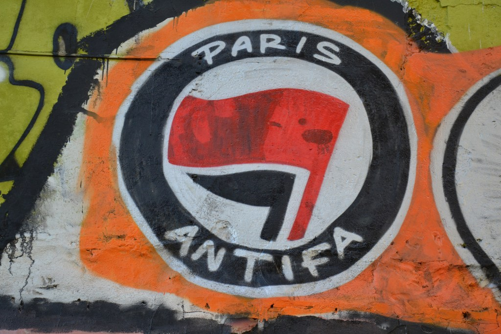 Image Result For What Is Antifa Activists