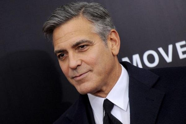 10. George Clooney