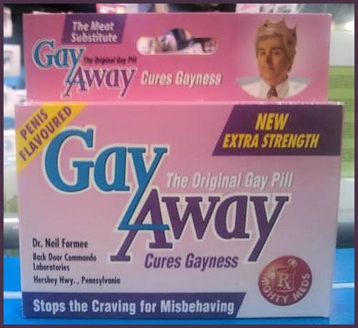 gay away pills