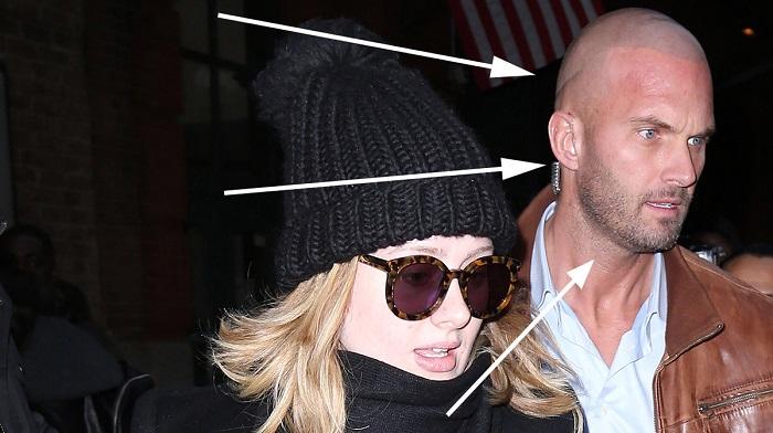 Celebrity Sighting in New York City