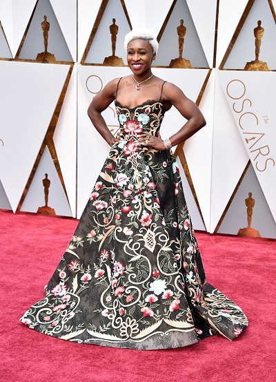 oscars Cynthia-Erivo-2017-oscars-red-carpet-billboard-1240