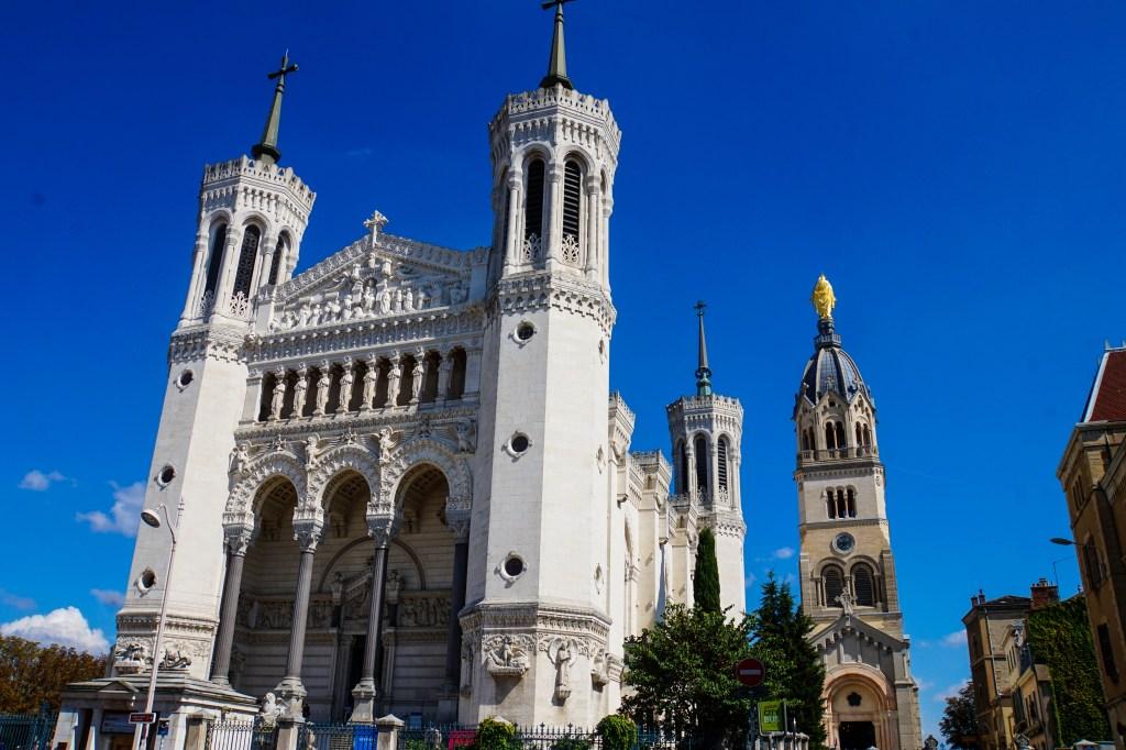 リヨンのノートルダム大聖堂