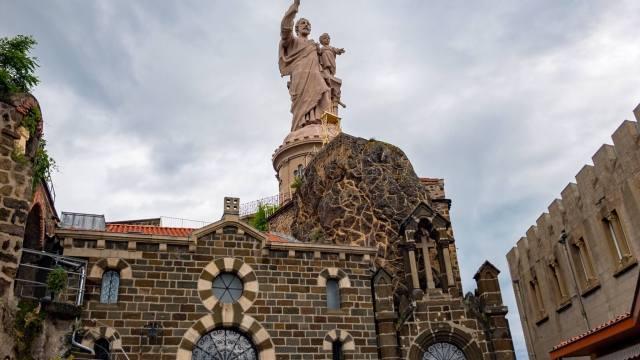 ルピュイのヨゼフ像