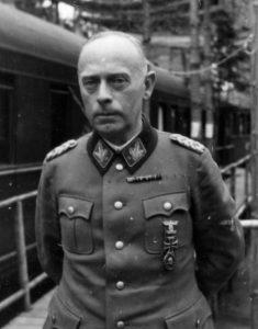 SS-ObergruppenführerPfeffer-Wildenbruch