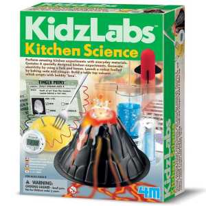 ערכת ניסויים  מדע במטבח דלקס 4M
