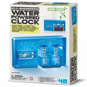 שעון מים דקורטיבי מבית 4M