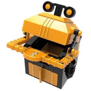 רובוט קופת חיסכון – ערכת הרכבה לילד 4M