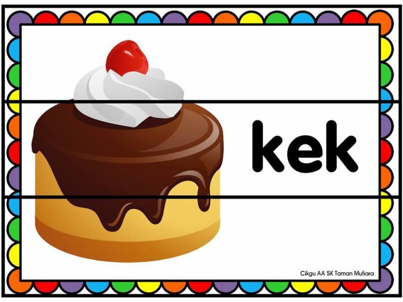 bas-gambar-kad-bergambar Kad Bergambar KVK Bahasa Melayu Prasekolah Dan PPKI