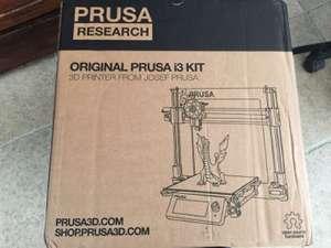 Test Prusa i3 MK2