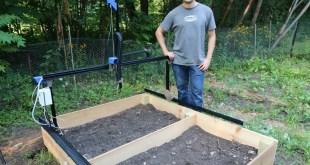 kit imprimante 3d et jardinage