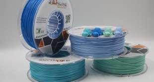 Test Filament 3D Premium 3Donline
