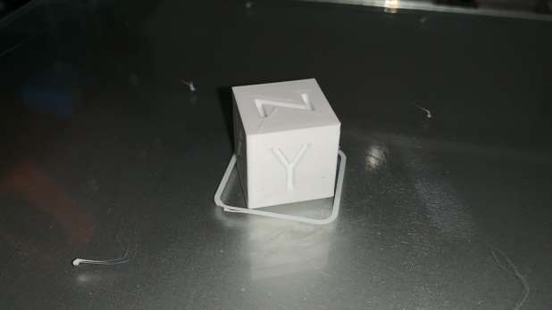 Cube Calibration 3donline
