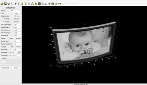 Luban 3D La lithophanie facile