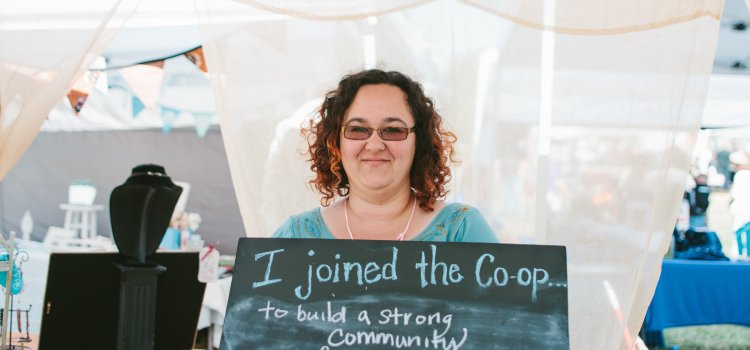 Co-ops Create Community