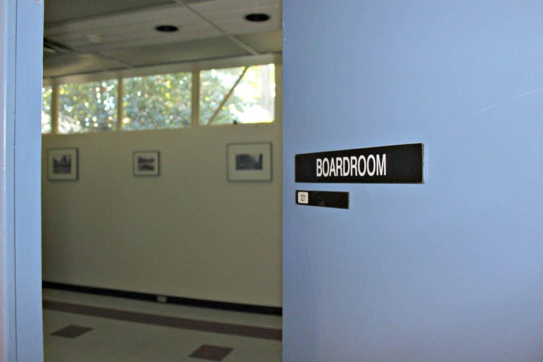 Kitsilano Community Centre Boardroom