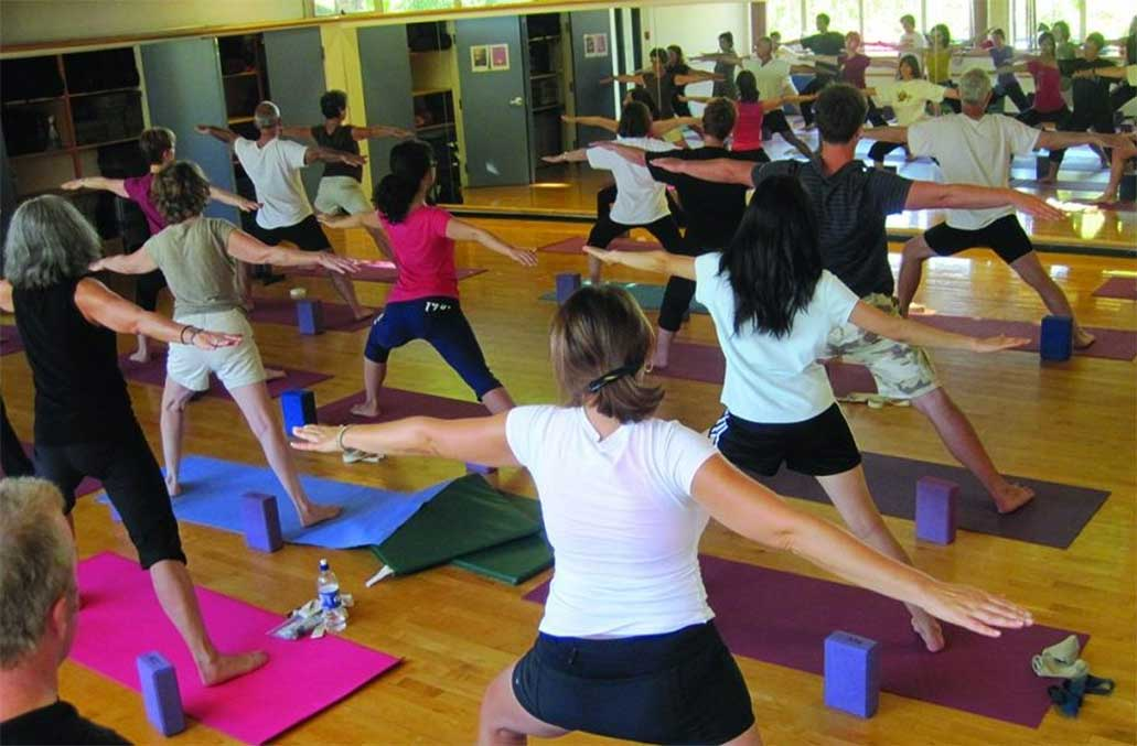Yoga & Pilates at Kitsilano Community Centre