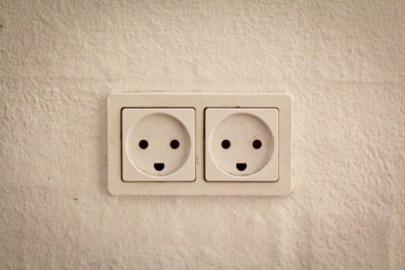 Cheeky plug sockets